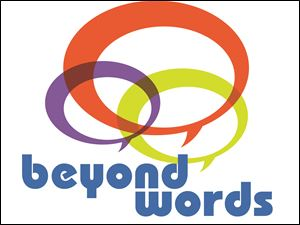 The Beyond Words exhibition organized by Prizm Creative Community is open to artists and authors.