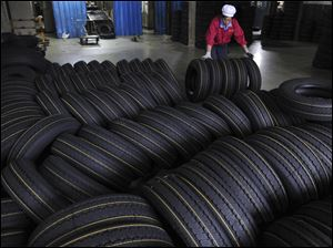 Chinese tire manufacturers are being investigated for possibly illegally subsidizing their tires.