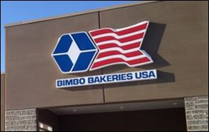 Bimbo Bakeries' North Toledo location is closing in September.