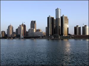Detroit shines with the civic patriotism of its city workers and retirees, who have accepted major pension cuts to help revive the Motor City.