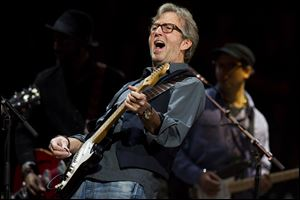 Eric Clapton says singer-songwriter JJ Cale rescued him and gave him a direction.