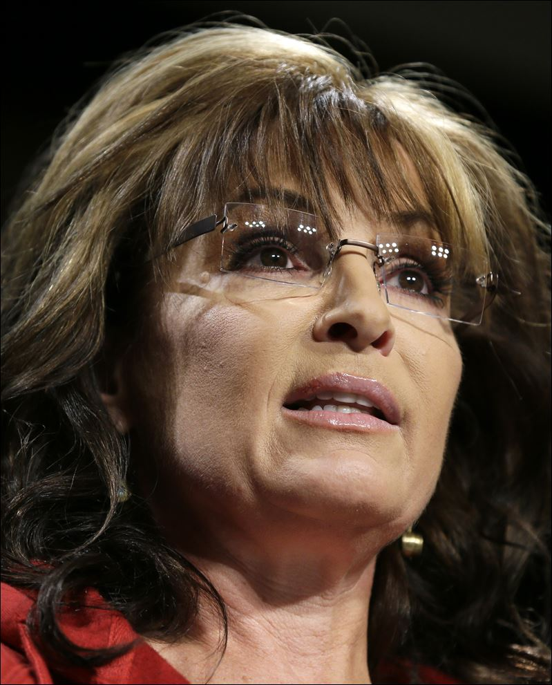 Sarah Palin: Sarah Palin Launches Online Subscription Channel