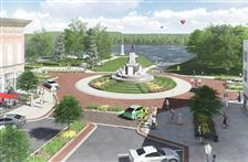 Louisiana-Avenue-improvements-roundabout