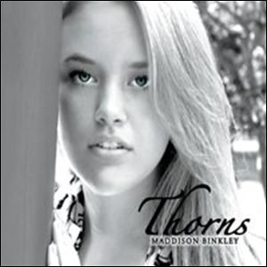 Maddison Binkley, a 2014 graduate of Anthony Wayne High School, released her debut album, '‍Thorns,' in March.