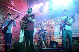 The Joe Moorhead Band will perform Sunday at Catawba Inn Bar in Port Clinton