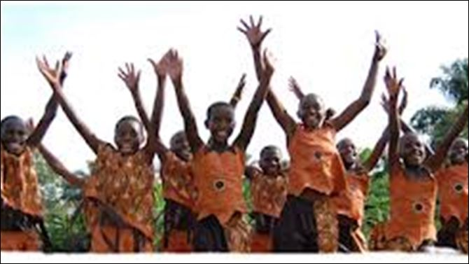 The Ugandan Orphans Choir will perform at noon Friday at the Main Library downtown.