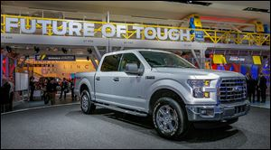 Ford's F-150 remains the nation's most popular vehicle. The pickup has outsold  every other car or truck model for seven years, and there are no signs it is losing ground. This 2015 model was shown at the North American InternationalAuto Show in Detroit early in the year.