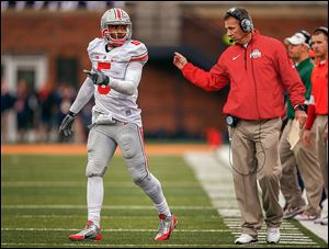 Ohio State head coach Urban Meyer and quarterback Braxton Miller will provide the Buckeyes with steady leadership.