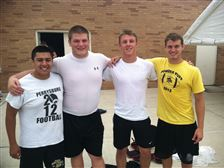 perrysburg-football-captains