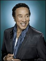 Legendary singer Smokey Robinson will perform at Hollywood Casino Friday.