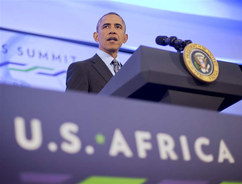 US-Obama-Africa-Summit-2
