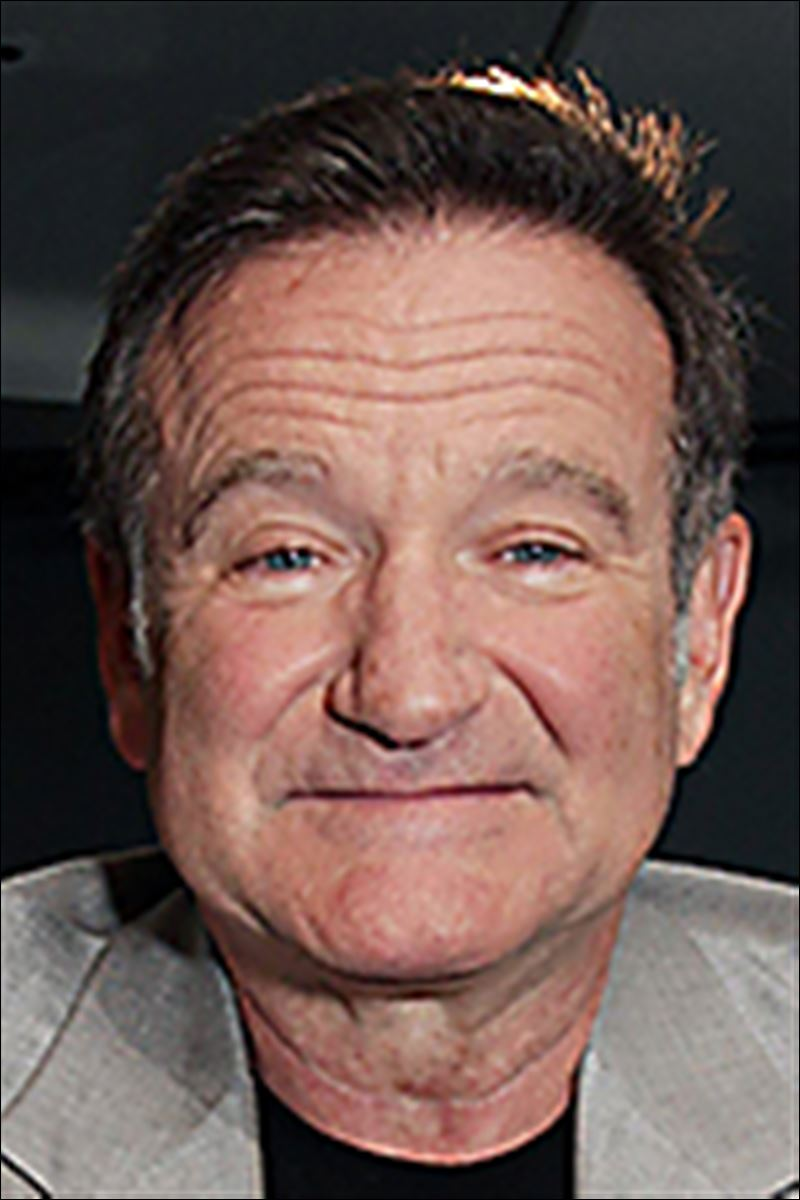Robert Williams (actor) SAN FRANCISCO Robin Williams
