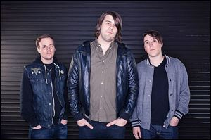 City Under Siege, a pop rock band from Buffalo, will perform Friday at Mainstreet.