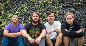 Passafire, a reggae-rock band from Savannah, Ga., will play Wednesday at Frankie's Inner-City.
