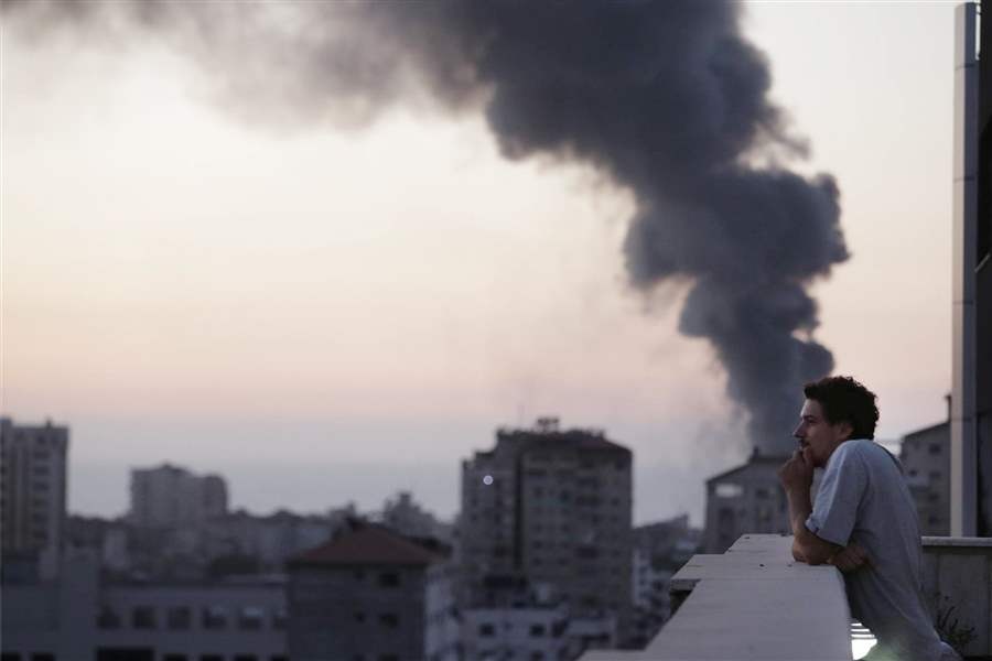 Mideast-Gaza-Journalist-Killed-1
