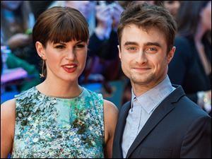 Daniel Radcliffe, right, has had a variety of roles since ending the 'Harry Potter' series.