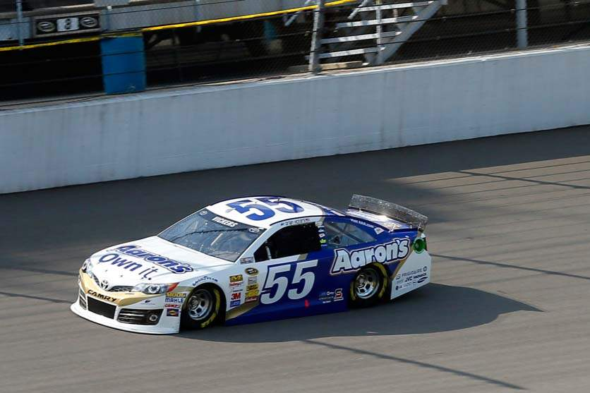 SPT-NASCAR-Brian-Vickers-qualifying