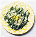 Young-green-beans-with-lemony-cream-sauce