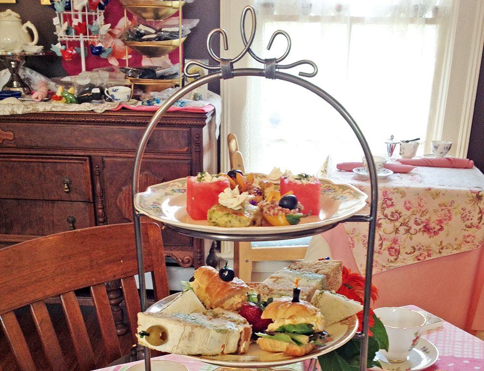 Tea Room In Maumee Ohio