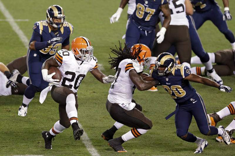 Rams-Browns-Football-7