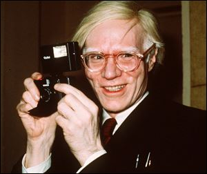 Andy Warhol made more than 500 films between 1963 and 1972. Some ran for eight and a half hours while others lasted four minutes.