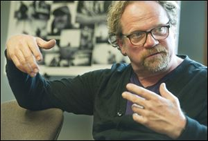 "Fostoria native Patrick Markey is currently the producer of ""The Bridge"" on FX."