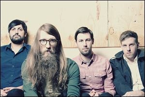 Maps & Atlases from Chicago will perform Saturday at Frankie's Inner-City.