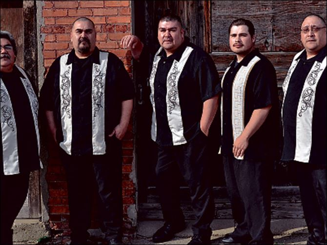 Los Hermanos Villegas take the stage on Friday Los Hermanos Villegas take the stage on Friday