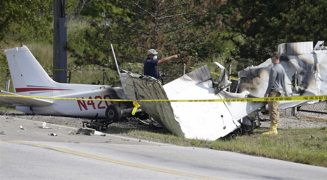 Plane-Crash-Ohio