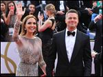 Angelina Jolie and Brad Pitt were married Saturday in France, according to a spokesman for the couple.