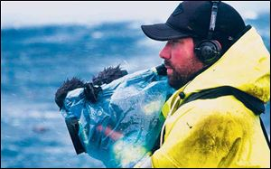 Johnny Beechler, a 1997 graduate of St. John's Jesuit High School, is a supervising producer of the hit Discover Channel reality series 'Deadliest Catch.'