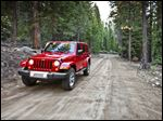 Jeep plans updates for the 2015 models of its Toledo-built Wrangler, shown above, and Cherokee.