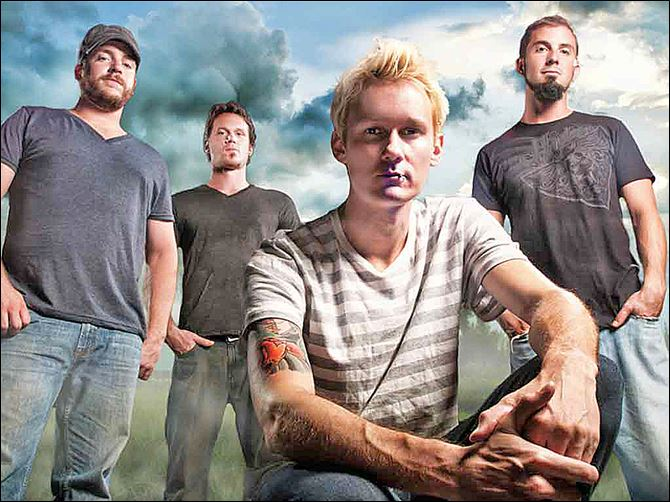 Ballyhoo!, a pop/punk/regga Ballyhoo!, a pop/punk/reggae band out of Maryland, will perform today for WBGU-TV's 'Live Wire' show at the Clazel Theater in Bowling Green.