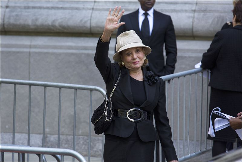Joan Rivers remembered at star-studded funeral - Toledo Blade