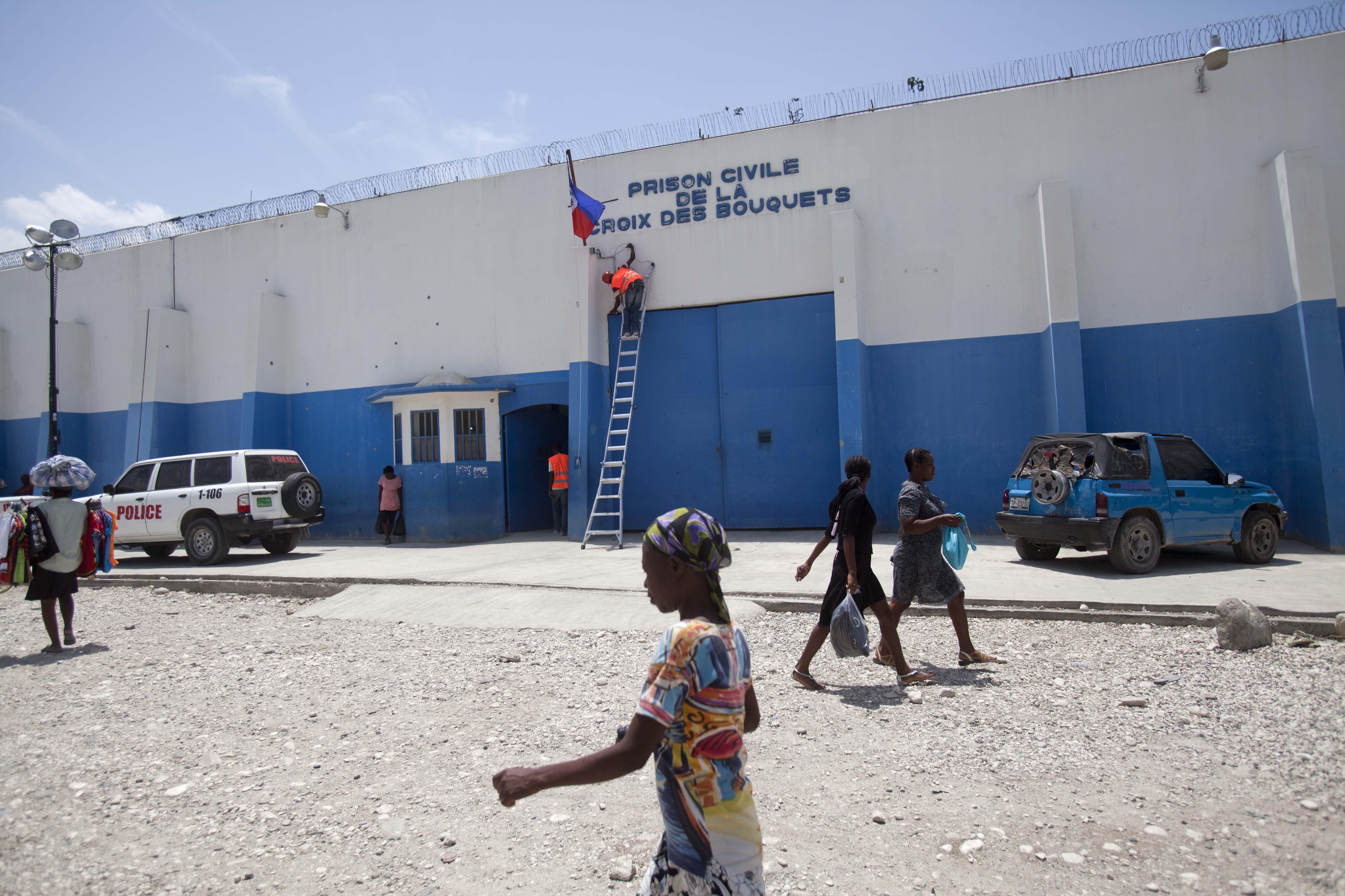 Haiti Prisons Under Scrutiny After Mass Breakout