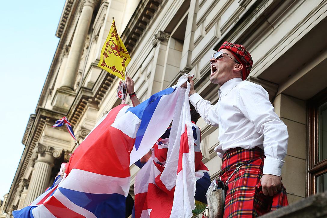 Scottish Vote On Independence Arrives The Blade