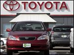 U.S. safety regulators are looking into a consumer's petition alleging that Toyota Corollas from the 2006 to 2010 model years can accelerate unexpectedly at low speeds and cause crashes.
