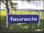 Faurecia's Toledo plant construction is slated to start sometime before the end of the year.