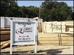 Lenhart Orthodontics is constructing a new home on Holland-Sylvania Road in Sylvania Township, about a half mile away from its current location on Harroun Road.