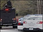 SWAT and Toledo police
