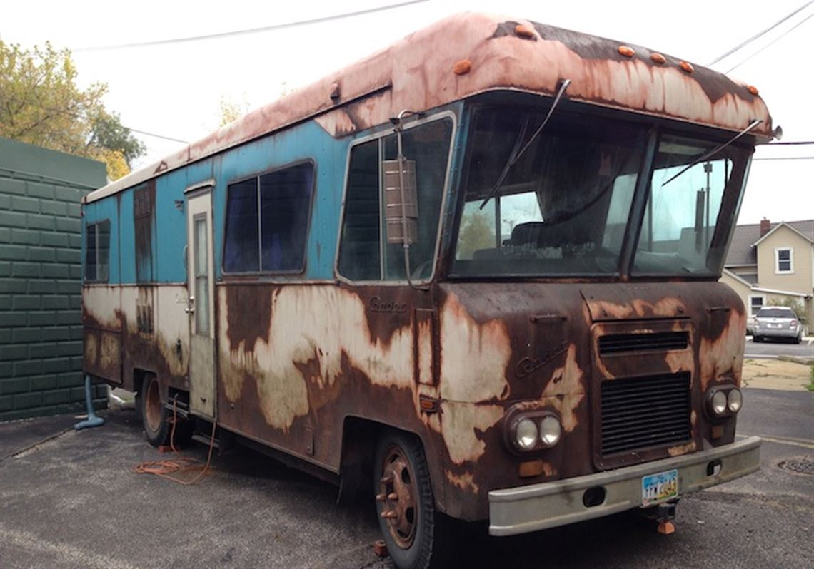Christmas Vacation' RV vandalized at