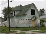 Mayor Collins wants stiffer penalties for people caught stripping houses.