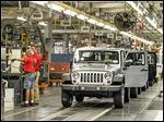 Hopes are high that the Wrangler  will continue to roll off the assembly line in Jeep's birthplace of Toledo.