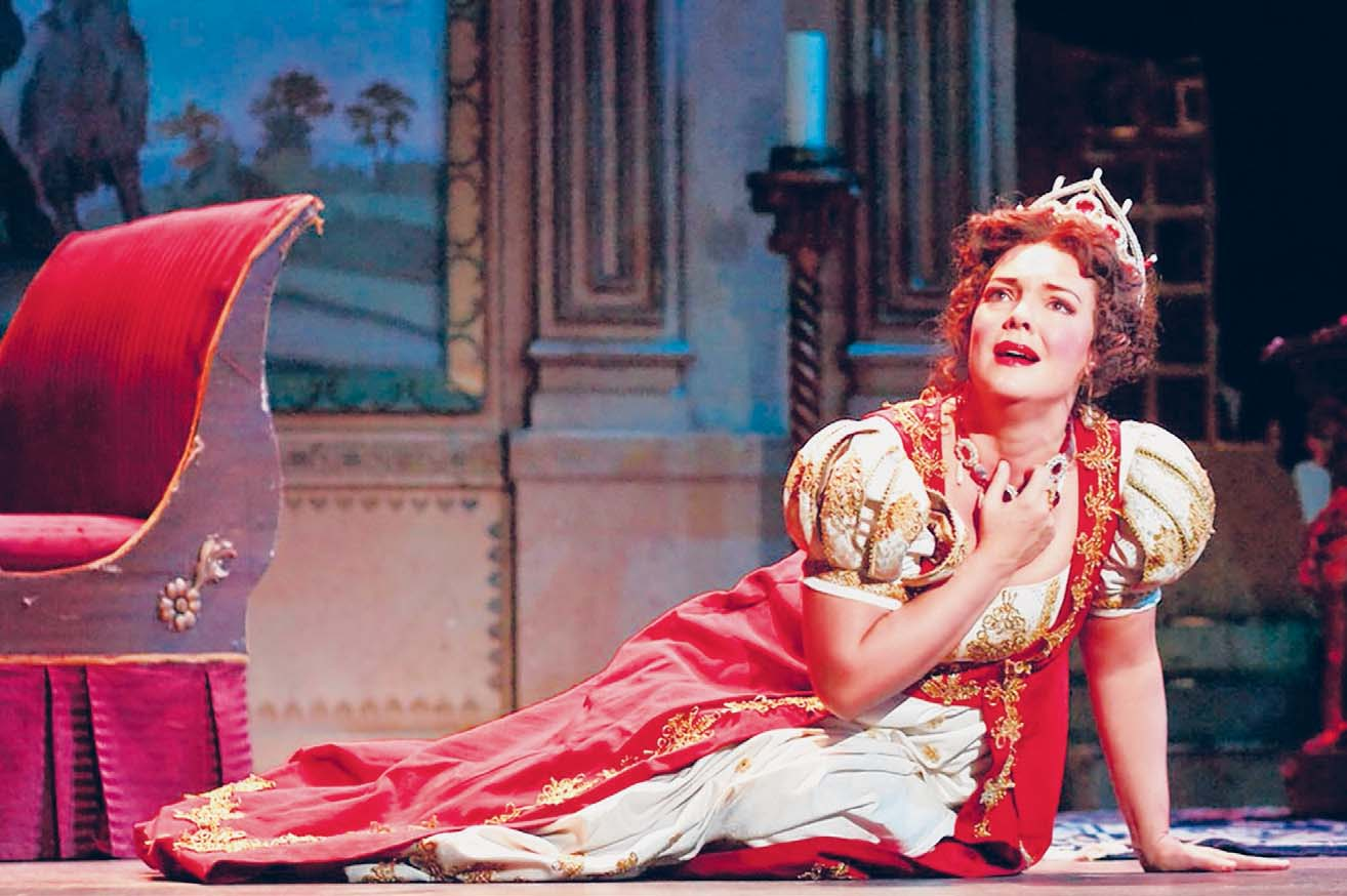 Toledo Opera Presents The Timeless Tosca The Blade