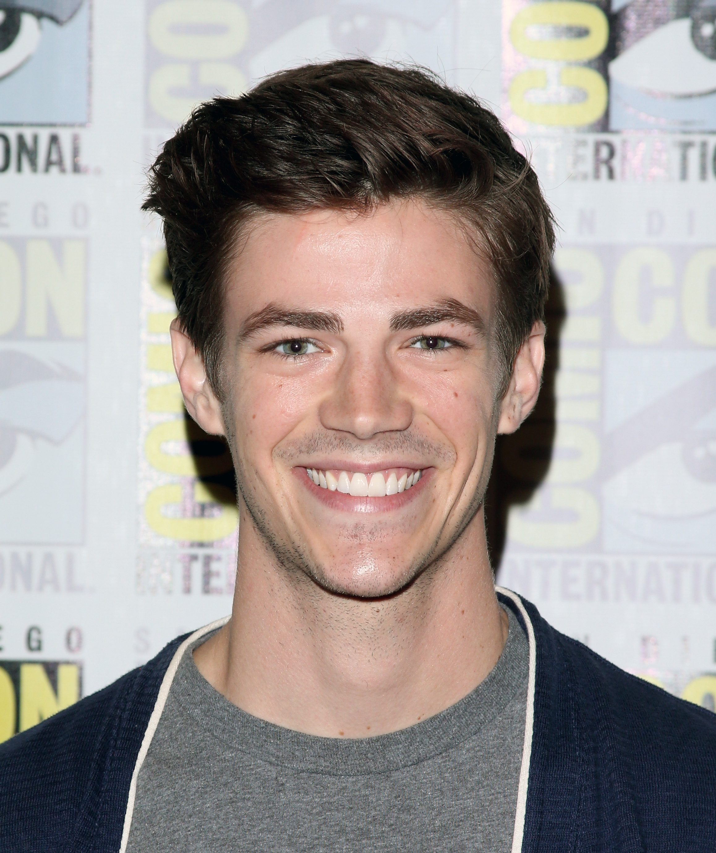 grant gustin glad you came