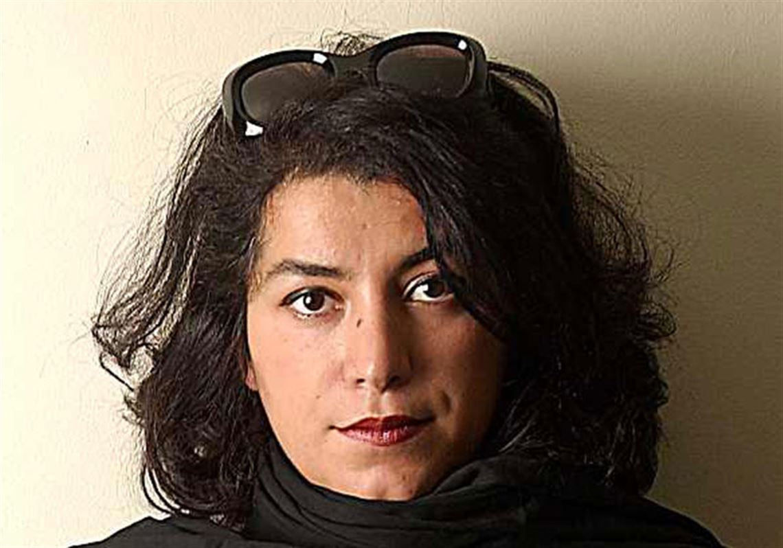 Words Are Never Enough Says Persepolis Author Marjane Satrapi The Blade