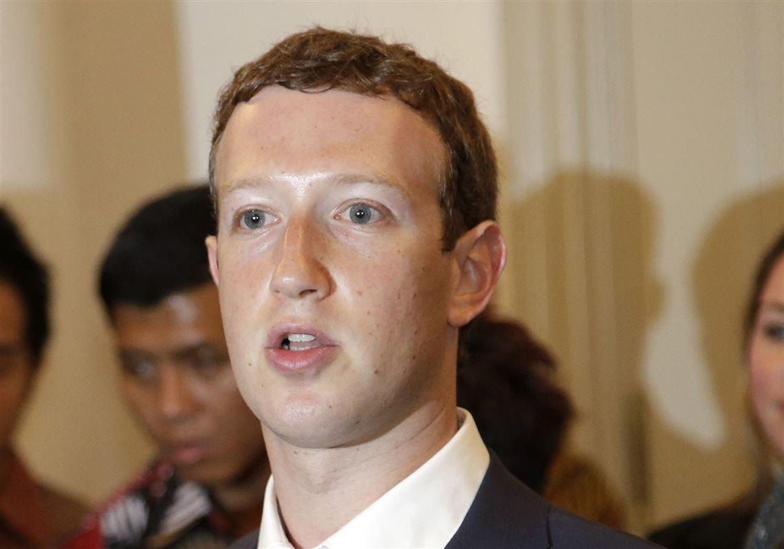 Facebook CEO Zuckerberg, wife donate $25 million to CDC Foundation