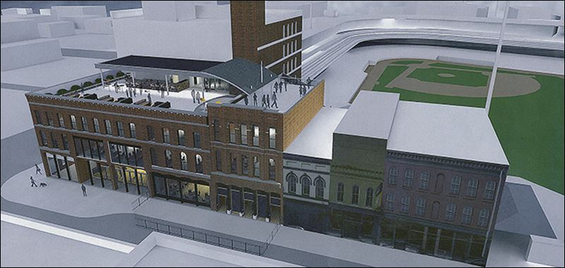 Downtown Hensville Plan Has City Rival For Tax Credits