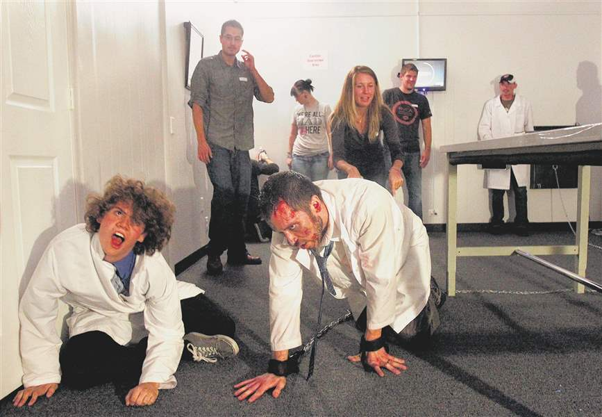 Zombies escape in southeast Toledo - The Blade