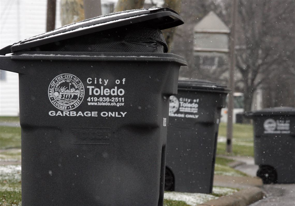 City, county trash debate puts disabled in middle | Toledo Blade
